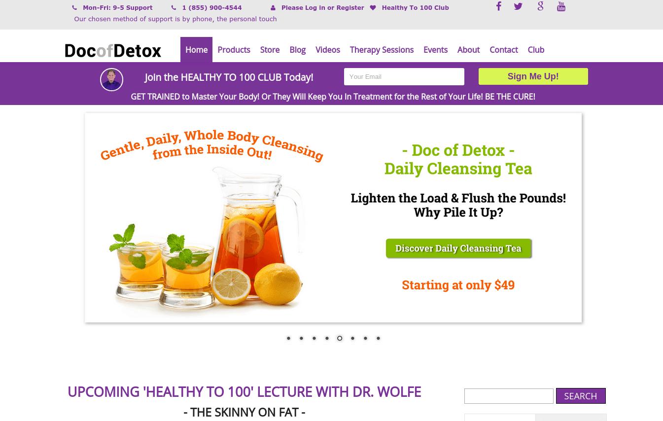 Doc Of Detox