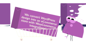 psd to woocommerce conversion